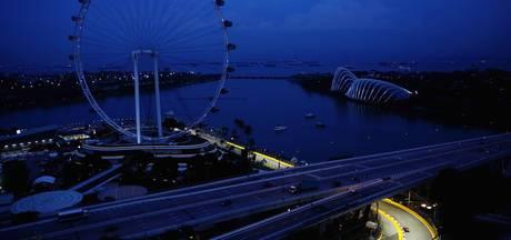 Race in Singapore nu al een monument