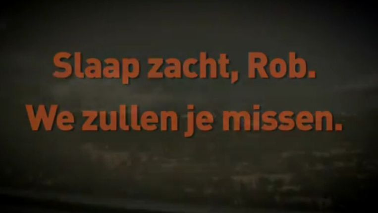 Pakkend In Memoriam Van Ploeg Aan Rob Goris 30 Wielrennen