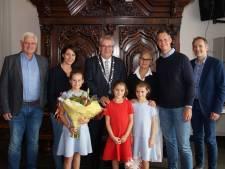 Familie Fleck levert dertigduizendste inwoner van Best