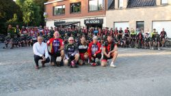 Vier Diksmuidse wielerclubs reden herdenkingsrit voor Noël De Rycke die overleed aan kanker