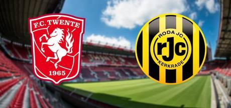 FC Twente hoopt op schokeffect tegen opkrabbelend Roda JC