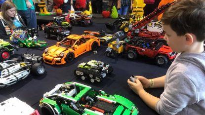 Tweedaagse LEGO-beurs in Scheppers