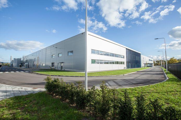 De blikjesfabriek van Canpack in Helmond.