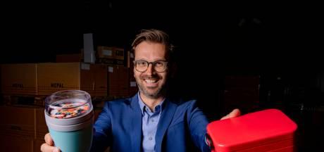 Nederlands bedrijf maakte plastic broodtrommel en transformeerde lunchcultuur