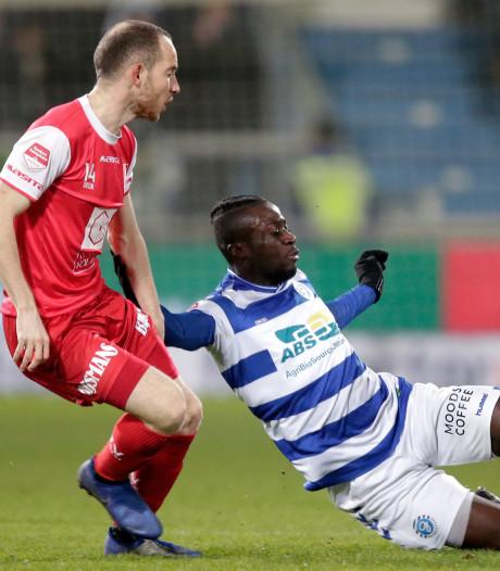 Leeroy Owusu exponent nieuw beleid Willem II