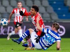 De Graafschap-talent Hilderink geniet van goal tegen PSV: 'Veel geduld moeten hebben'