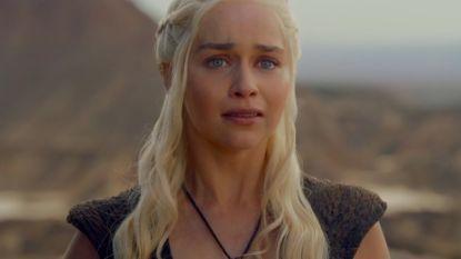 Emilia Clarke uit 'Game Of Thrones' heeft spijt van één ding
