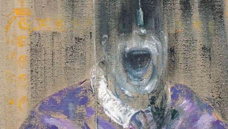 Een werk van Francis Bacon. Beeld Screenshot El Pais