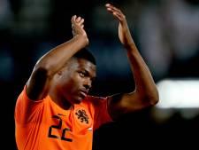 Ook PSV-back Denzel Dumfries na zijn opmars gewild in het buitenland
