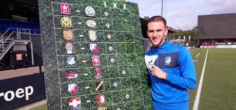 Branco van den Boomen (FC Eindhoven) voorspelt: 'Oude club Willem II verdient puntje'