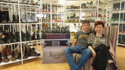 Schoenenwinkel Bottine viert driejarig bestaan