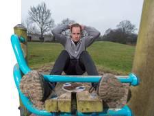 Dave wil een obstacle parcours in Mheenpark en zoekt donaties