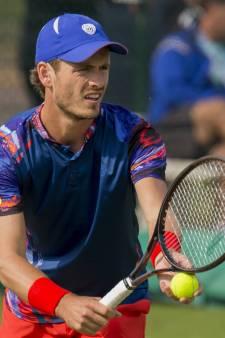 Koolhof in eerste Grand Slam-kwartfinale ooit