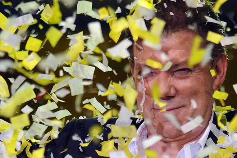 Santos (AFP) Beeld