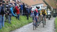 Supporters zijn ondanks mindere weersomstandigheden opnieuw op post voor Vlaamse wielerklassiekers