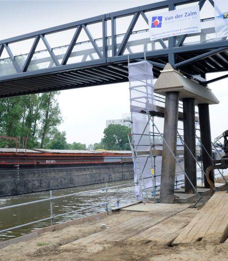 Fracties kunnen verplaatsing brug voor snelfietspad Uden-Veghel niet tegenhouden