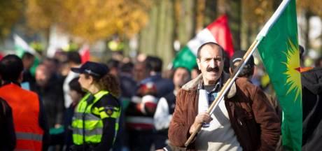 Spontaan protest tegen Erdogan op Centraal