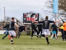 Derby tussen Sportclub Neede en FC Eibergen is afgelast; speler heeft corona