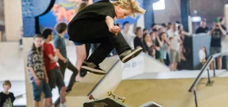 Skaters verhuizen naar Kaaihallen op Bossche Tramkade