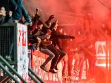 Politie zet extra mankracht in tijdens Willem II - NAC, Albert Heijn Korvelplein gaat een uur dicht