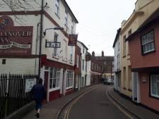 Harwich - dat stadje van de ferry - is klaar met May, de EU én de brexit