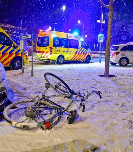 Fietser gewond bij botsing met auto in Bergeijk
