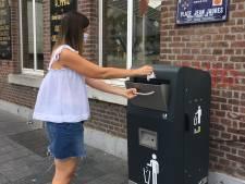 Herstal installe 20 nouvelles poubelles intelligentes sur son territoire