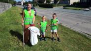 Houtem ruimt zwerfvuil op World Cleanup Day