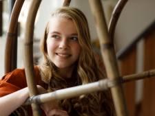 Merel (15) uit Nunspeet blogt over haar epilepsie: 'Het blijft in mijn hoofd zitten dat er elk moment iets kan gebeuren'