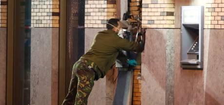 Plofkraak op Rabobank Uden, nabij gelegen appartementen ontruimd