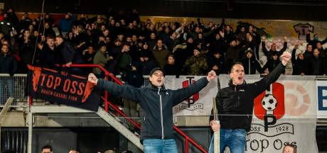 TOP Oss reist met vijf bussen vol supporters af naar beladen topper in Den Bosch