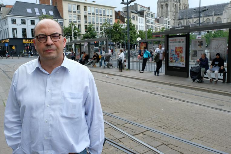 Nico Volckeryck, voorzitter Stuurgroep Sint-Andries