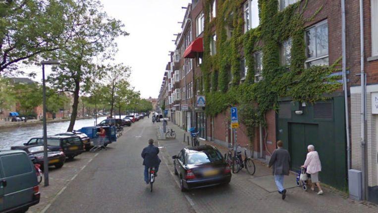 De Aldi aan de Baarsjesweg. Beeld Street View