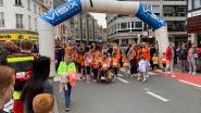 Recordaantal deelnemers tijdens Grensloop