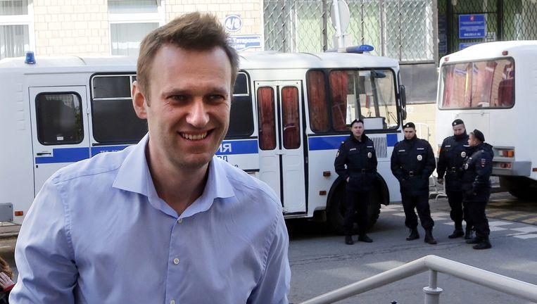 Alexei Navalny Beeld EPA