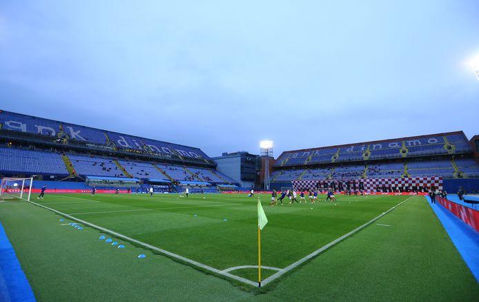 Feyenoord begint de groepsfase van de Europa League in Zagreb.