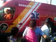 Ambulancerijder komt bij verongelukte zoon