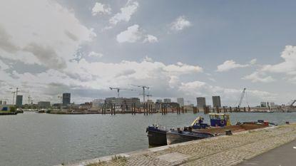 Autowrak van Brusselaar ligt al drie jaar in Houtdok