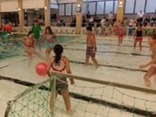Voorronde NK watervoetbal in Bodegraven