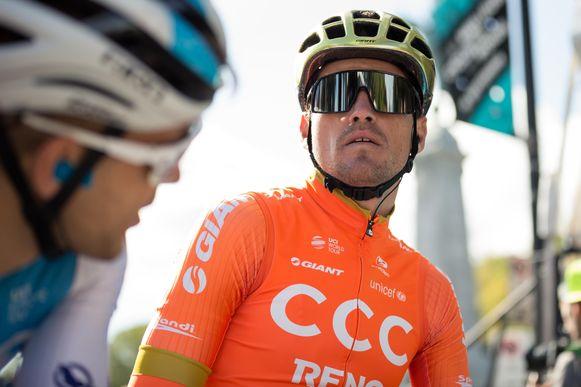 Greg van Avermaet is een van de toppers zaterdag aan de start.