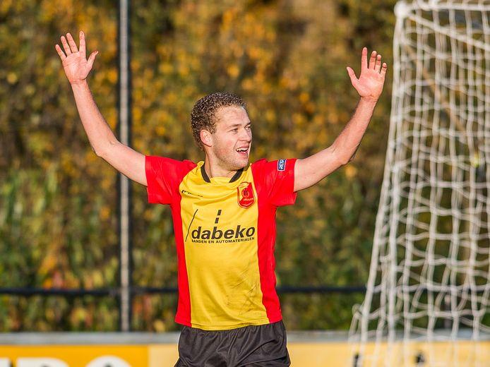 Reden voor een feestje bij SV Dalfsen: de ploeg wint met 0-2 van Columbia.