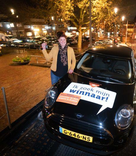 Winnaar van Staatsloterij-Mini blijft spoorloos, zoektocht in Arnhem nog geen succes