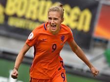 Oranje Leeuwinnen halen uit tegen Slowakije
