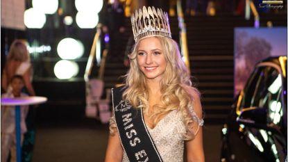"""Miss Exclusive Caro Van Gorp lijdt aan huidziekte: """"Ik heb geen leuke kindertijd gehad"""""""