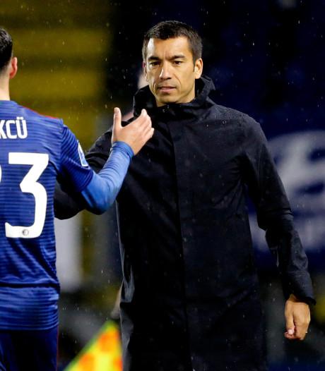 Van Bronckhorst: Belangrijk voor de club dat Europees voetbal zeker is