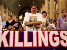 Klacht bij Strafhof om drugsmoorden president Duterte