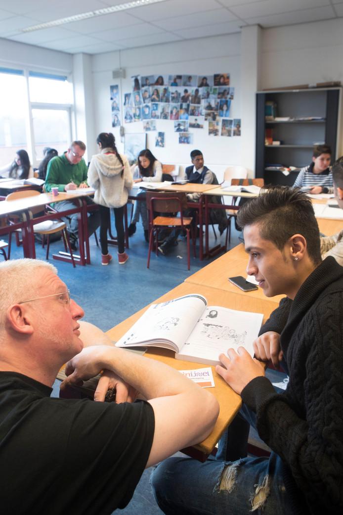 De Internationale Schakelklas in de Vakschool Wageningen