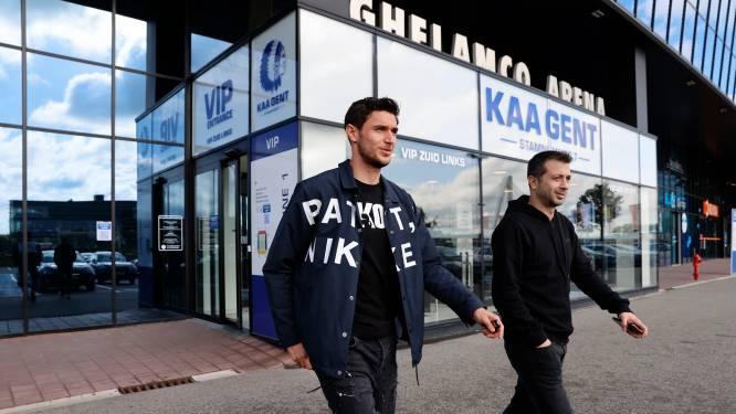 Roman Yaremchuk mag niet weg bij AA Gent