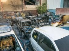 25 tips over brand bij Nijmeegs autobedrijf, maar nog geen doorbraak