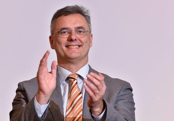 Joachim Coens is de nieuwe CD&V-voorzitter.